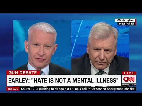 Pete Earley interviewed by Anderson Cooper