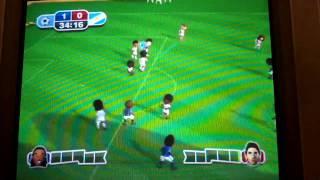 FIFA09 All-Play - 8v8 mode - P1: All-Star team, P2: Argentina