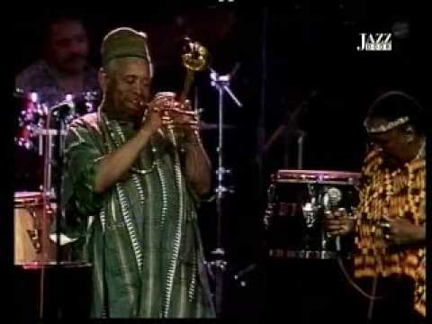 Miriam Makeba (ft. Dizzy Gillespie) -  Live The Future