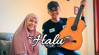 Feby Putri - Halu (Cover by Niasyafitri ft.Ferdiansyah) #feby #halu.mp3