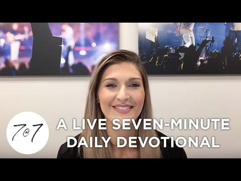 7@7: A Live Seven-Minute Daily Devotional - Day 30