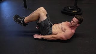 5-Minute Warm Up For The Best Fat-Burning Effects For Six Pack Abs