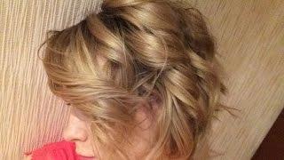 видео Стильная укладка на короткие волосы: как подобрать и сделать в домашних условиях?
