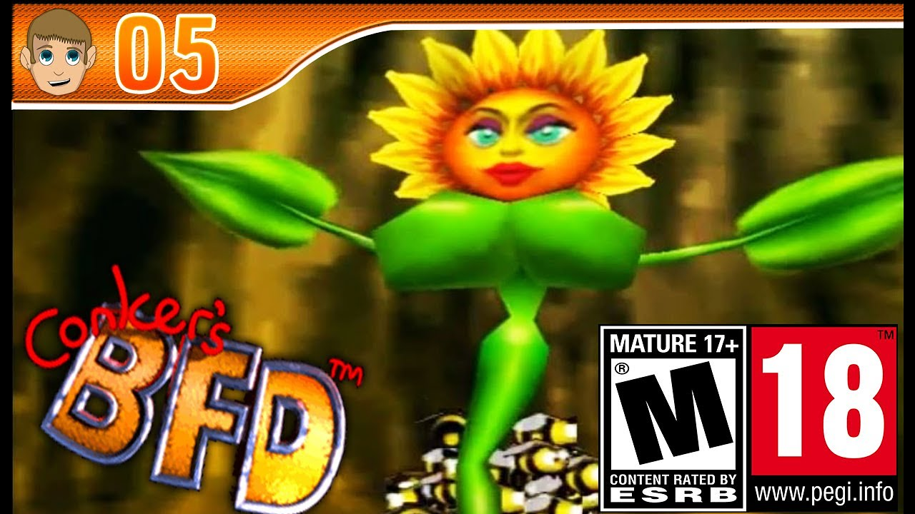 Conkers bad fur day sex vid