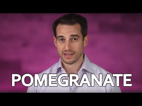 Pomegranate Health Benefits Are INSANE | Benefits of Pomegranate Juice