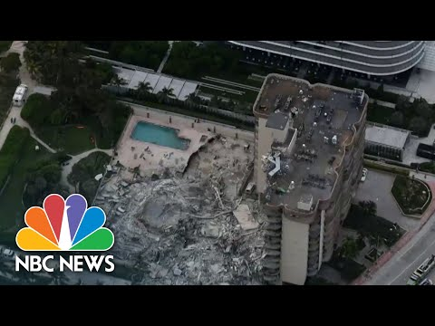 Florida Building Collapse: Investigators Looking Into Potential Cause