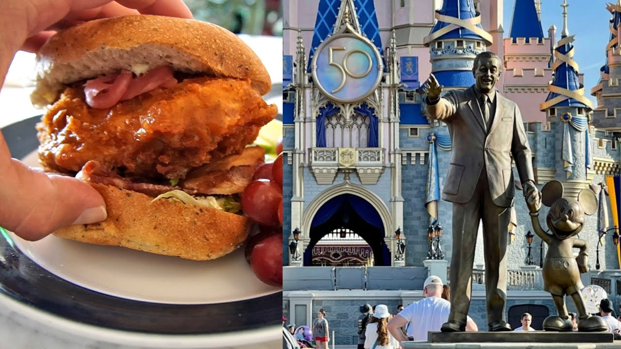 Our Day At Disney's Magic Kingdom!   Plaza Restaurant Lunch, Rides, Wait Times & Disney News!