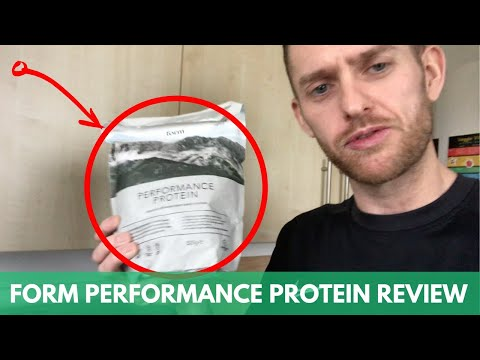 🌱✨form-performance-protein-powder-review---plant-based-protein
