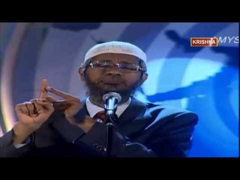 Quran and Modern Science - Tamil - Islamic Peace Center, Madurai - Krishna TV 14 Jun 2014
