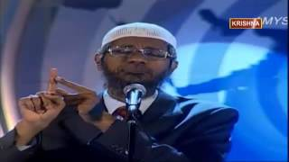 Quran and Modern Science - Tamil - Islamic Peace Center, Madurai - Krishna TV 14 Jun 2014