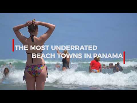 Top Underrated Beach Towns in Panama - Social Shorts by PLACES.TRAVEL
