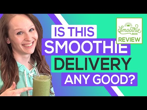 ? SmoothieBox Review 2020: Unboxing & Smoothies (Taste Test)