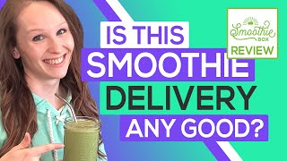 SmoothieBox Review 2020: Flash Frozen Smoothies for Maximum Freshness & Nutrition? (Taste Test)