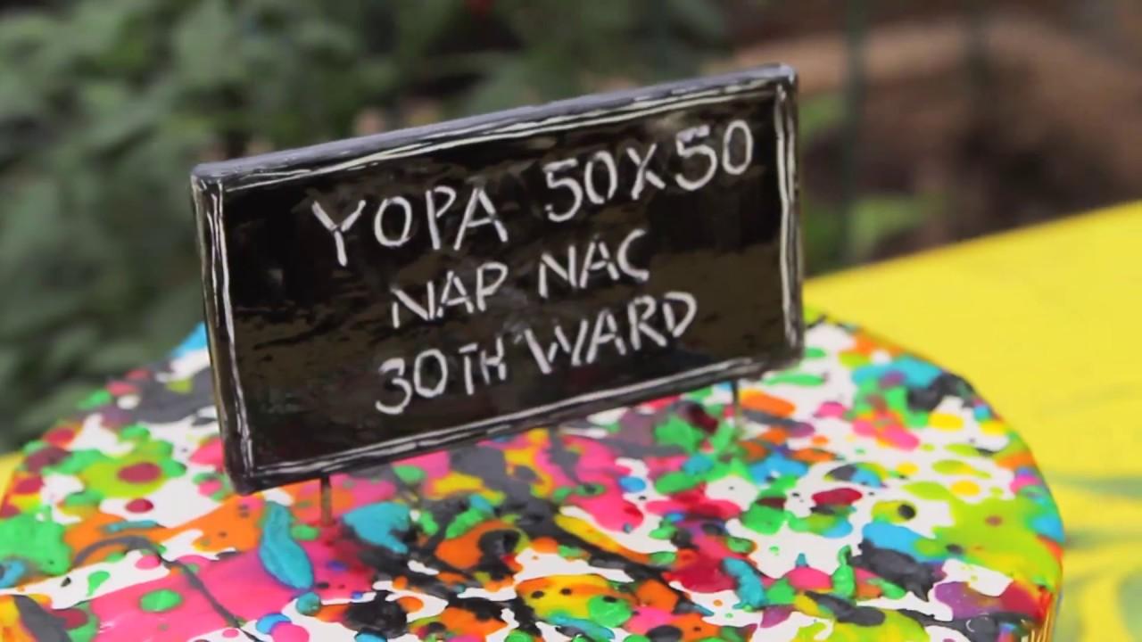 50x50 Neighborhood Arts Project