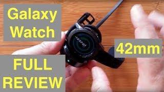 Samsung Galaxy Watch (Gear S4) 42mm Women's Tizen OS Smartwatch: Full Review