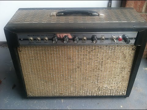 1964 National Valco Westwood N6422TR 2x8