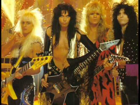W.A.S.P. - Harder, Faster