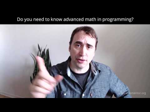 How important is math in programming?