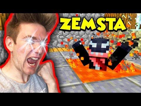 Minecraft: BRUTALNA ZEMSTA NA ENZZIM!