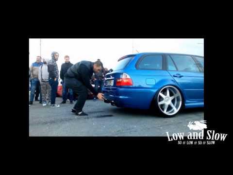 BMW E46 MCF Low and Slow Braila