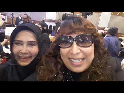 Wafa With Diva Noorkumalasari.