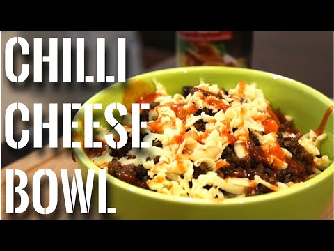 Chilli Cheese Bowl | Taco Rice Bowl | Cravings by Tristan