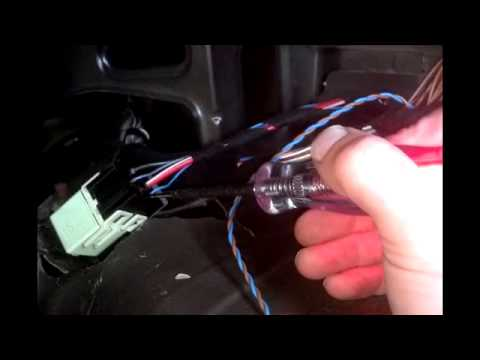 Vectra B Xenon Wiring Diagram 3 Way Light Switch Nz E46 Glow Plug Relay And Fuse Simple Diagnose Youtube 9 53