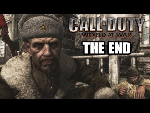 Let's Play Call of Duty World At War Deutsch #09 ENDE - Sturm auf den Reichstag