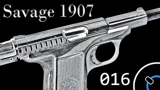 How It Works: Savage 1907