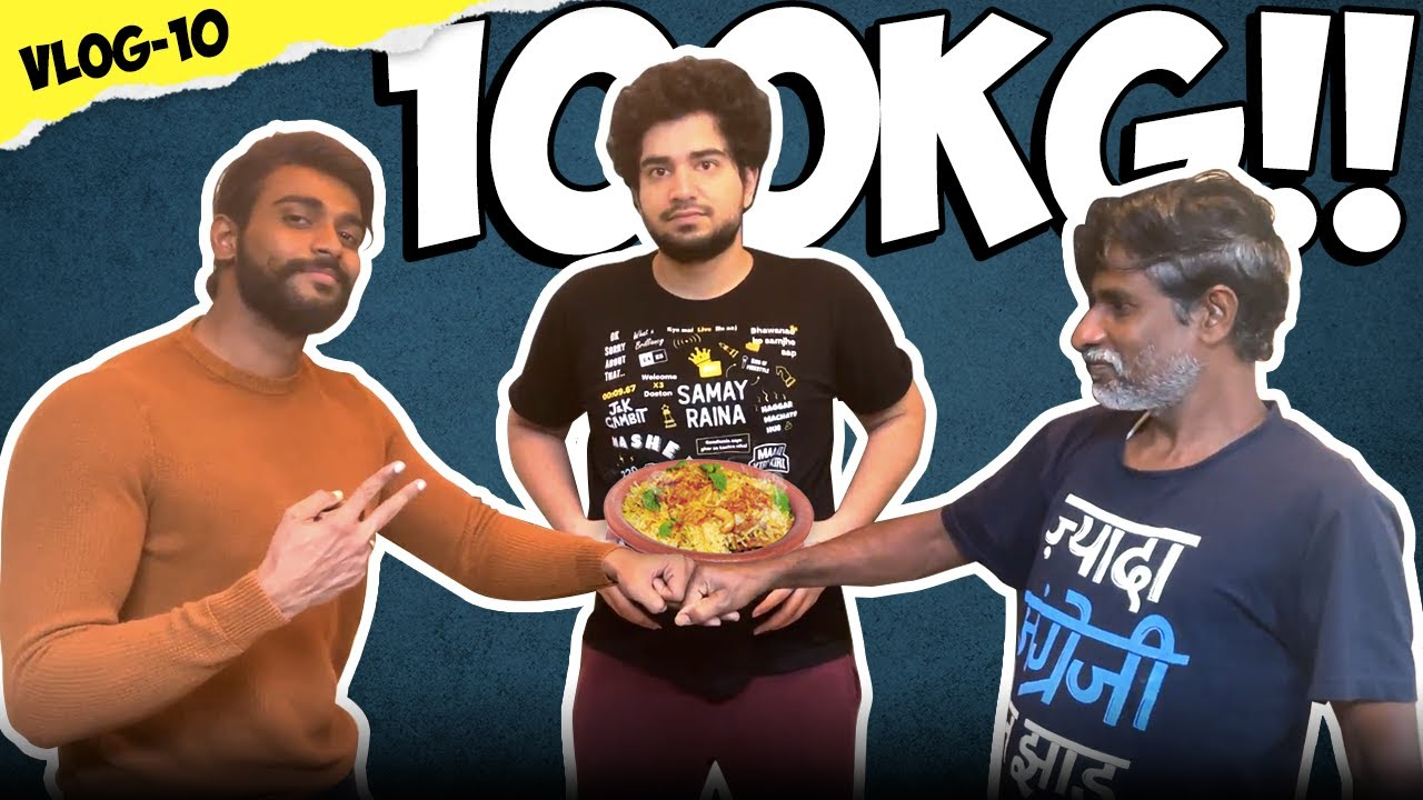 My Fitness Trainer Made Me Gain Weight ft. My Cook | VLOG 10