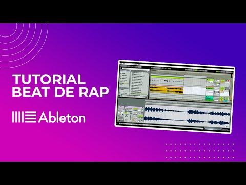 [TUTORIAL] Como fazer um beat de rap no Ableton Live PT-BR