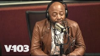 Donnell Rawlings Sets The Record Straight About The Philly Bar Incident: RCMS w Wanda Smith