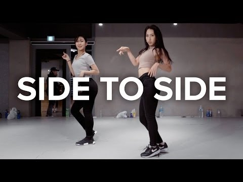 Side to Side | Ariana Grande ft | Nicki...