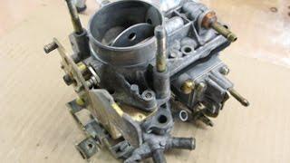 #11/11 Carburateur Solex 32 DIS : Remontage du couvercle & fin