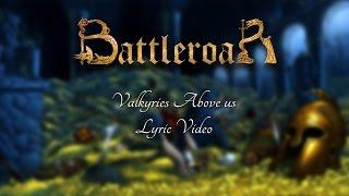Battleroar - Valkyries Above Us - Lyric Video