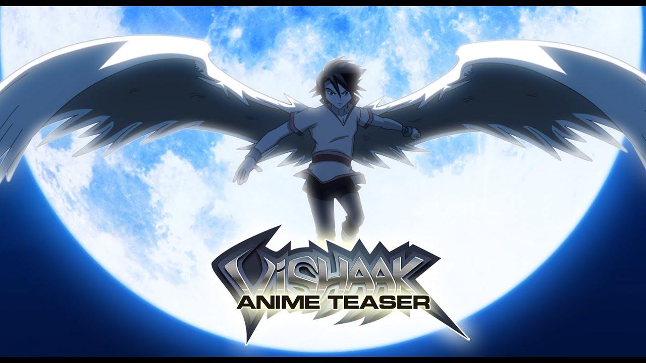 Vishaak - The Eagle Boy | Indian Anime Teaser | Rudra ...