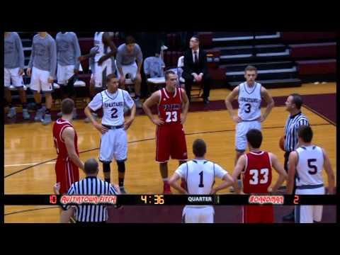 High School Basketball:  Fitch vs. Boardman 2 19 2016