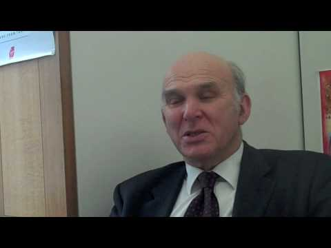 Ask Vince: Vince Cable takes your questions