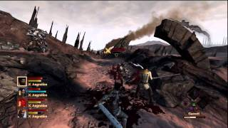 Dragon Age 2 Gameplay PS 3