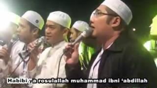 Habibi Ya Rosulallah Muhammad Ibni Abdillah  voc Gus Wahid Ahbabul Musthofa (Lirboyo Bersholawat) Mp3
