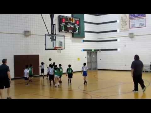 Pan Pacific Park Bucks vs Spurs 08/15/15