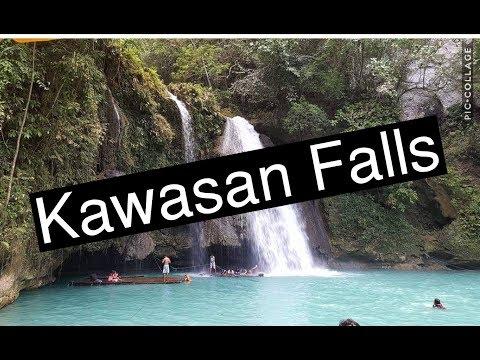 Kawasan Falls | Cebu Philippines | 2017