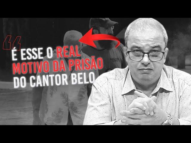 O que a prisão do Belo diz sobre o Brasil