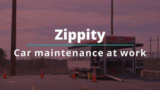 Zippity: Car Maintenance at Work