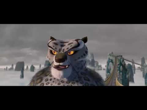 Kung Fu Panda Aksiyon -Efsane Beşli Tai Lunga Karşı -Türkçe Dublaj