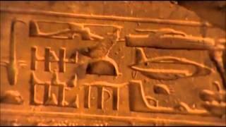 peculiar abydos hieroglyphs explained