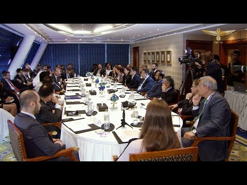 IV Private Investment Forum Worldwide, Burj Al Arab, Dubai