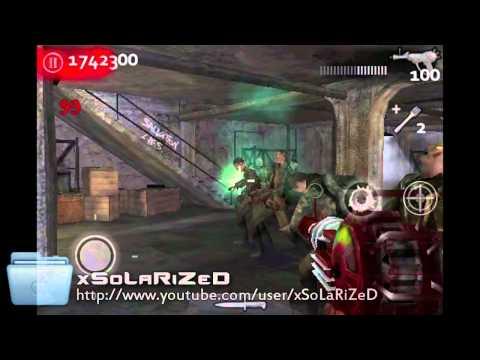 Call of Duty: Zombies iPhone/iPod Touch Nacht Der Untoten Glitch - Behind the Mystery Box