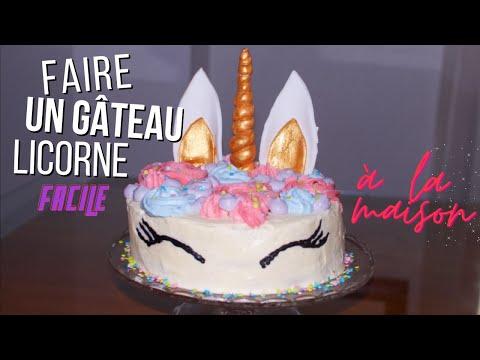 gÂteau-licorne-!-unicorn-cake