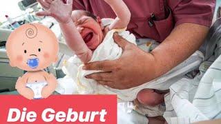 Die Geburt meines Sohnes - Dabei im Kreißsaal ❤️👶🏼